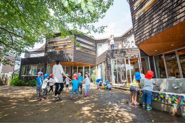 こどもの森児童館(東京都目黒区)