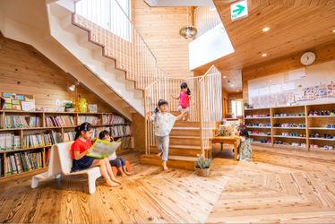 まなびの森保育園馬絹(神奈川県川崎市宮前区)