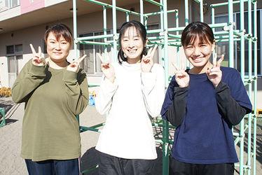 西みずほ台保育園(埼玉県富士見市)