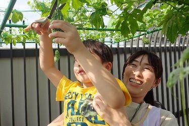 足立区立水神橋保育園(東京都足立区)