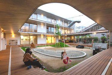 東立石保育園(東京都葛飾区)