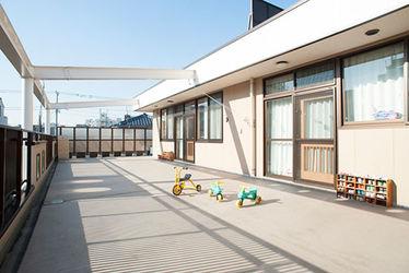 かわの風保育園(神奈川県川崎市幸区)