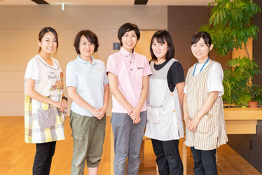 障がい者支援施設たんぽぽの家(神奈川県相模原市中央区)