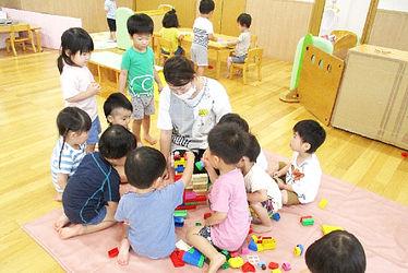 あさひ保育所(福井県丹生郡越前町)