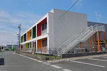 いずみ第二保育園(静岡県磐田市)