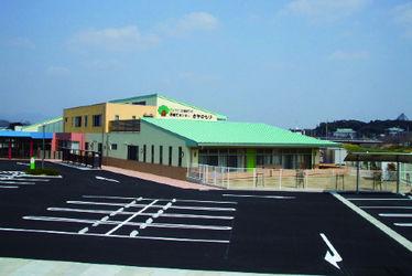 子育てセンターさやのもり保育園部(静岡県掛川市)