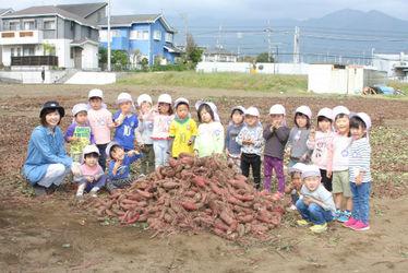 白百合幼児園(神奈川県秦野市)
