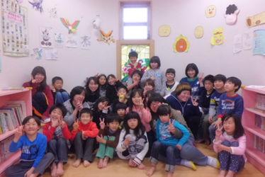 信竜こどもの森児童館(愛知県稲沢市)