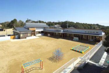 しまの杜保育園(三重県志摩市)