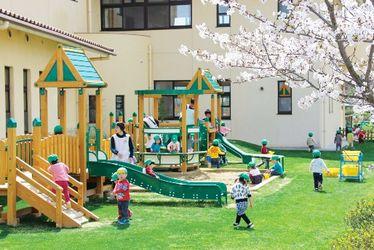 ハートピア保育園(三重県鈴鹿市)