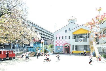 若竹保育園(広島県安芸郡府中町)