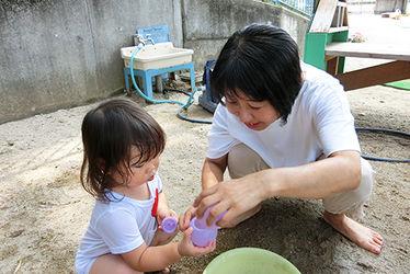 のぞみ花の子保育園(岡山県岡山市東区)