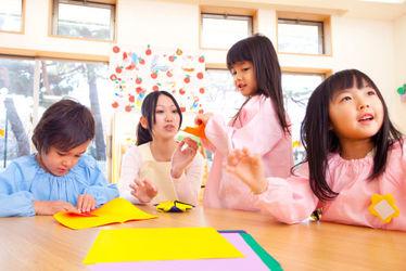 勢門幼児園(福岡県糟屋郡篠栗町)