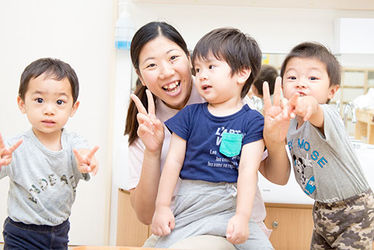 太陽の子 とだ笹目学童保育室(埼玉県戸田市)