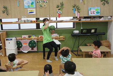 ウィズブック保育室中村区役所(愛知県名古屋市中村区)