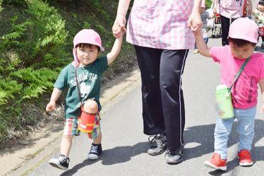 森と自然の保育園 のびのびハウス(千葉県佐倉市)