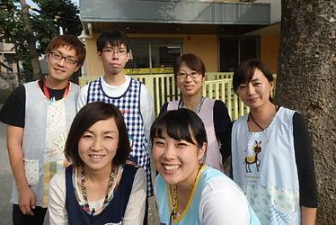 わらべ西鷺宮保育園(東京都中野区)