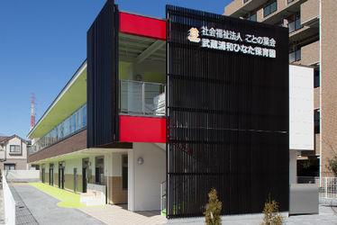 武蔵浦和ひなた保育園(埼玉県さいたま市南区)
