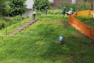 羽村たつの子保育園(東京都羽村市)