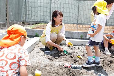石心会さやま第2保育室(埼玉県狭山市)