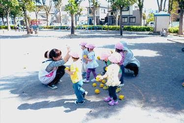 ミルキーホーム本八幡園(千葉県市川市)