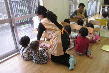 横須賀市立うわまち病院 やよい保育園(神奈川県横須賀市)