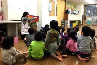 横浜保育室ウッズ(神奈川県横浜市港北区)
