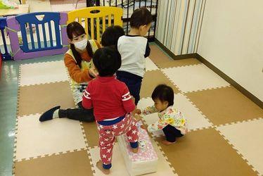 保育所ちびっ子ランド南鳩ヶ谷駅園(埼玉県川口市)