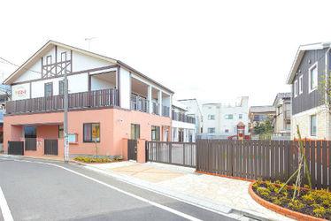 パピーナ本天沼保育園(東京都杉並区)