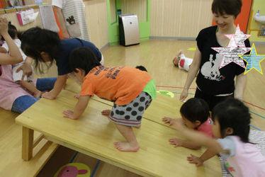 太陽さんさん保育園(栃木県鹿沼市)