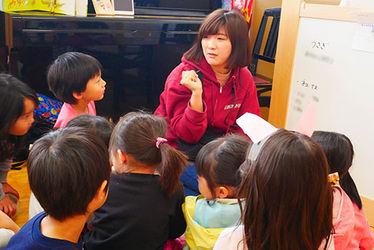 幼保連携型認定こども園せいめいのもり(北海道札幌市東区)