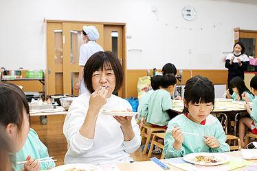 太陽みかづき保育園(福岡県福岡市東区)