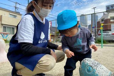 めいてつ保育ステーション東岡崎ぽっぽ園(愛知県岡崎市)