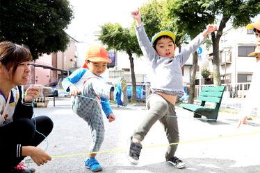 キッズラボ矢口渡駅前保育園(東京都大田区)