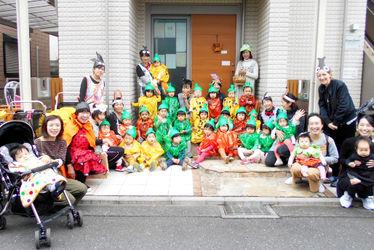 カルガモ第2保育室(東京都武蔵野市)