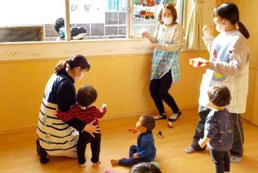 城の星保育園分園(千葉県流山市)