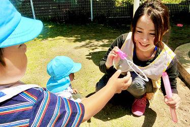 ひよこルーム武蔵新城保育園(神奈川県川崎市中原区)