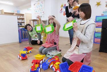 はぐはぐ乳児保育園(北海道札幌市西区)