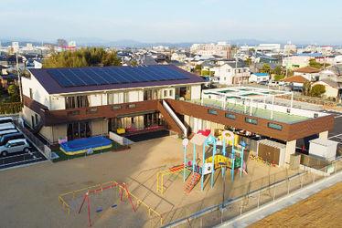 浜名  愛ノ宮保育園(静岡県浜松市浜北区)