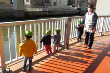 新大橋のびっこ保育園(東京都江東区)