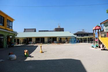白鳩保育園(愛知県名古屋市港区)
