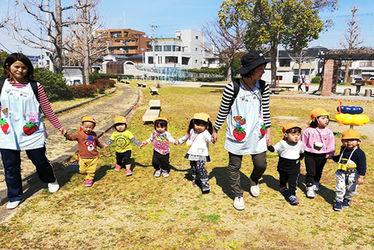 あいりす西京極保育園(京都府京都市)
