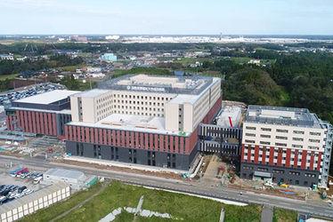 国際医療福祉大学成田病院 院内託児施設(千葉県成田市)