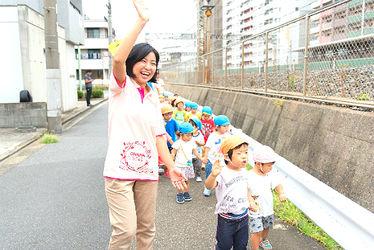 未来のカプセル原宿保育園(東京都渋谷区)
