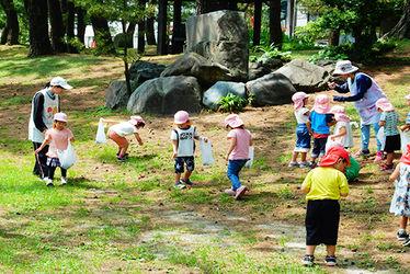 認定こども園ゆかり幼稚園・どんぐりの森保育園(鹿児島県熊毛郡屋久島町)