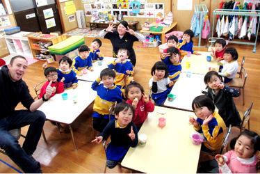 認定こども園チムニーズENGLISHスクール(福岡県糟屋郡)