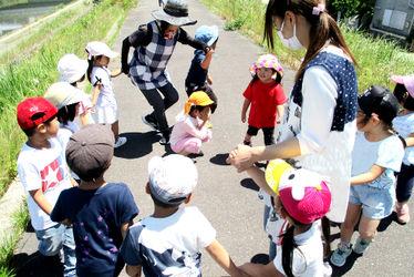 リーゴ上小田井保育園(愛知県名古屋市西区)