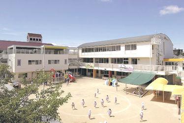 認定こども園 神戸鹿の子幼稚園(兵庫県神戸市北区)