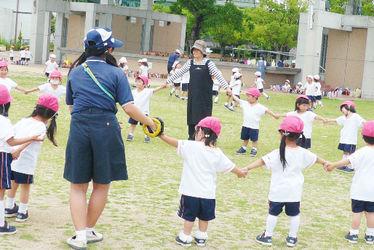 認定こども園めぐみ学園幼稚園(兵庫県宝塚市)