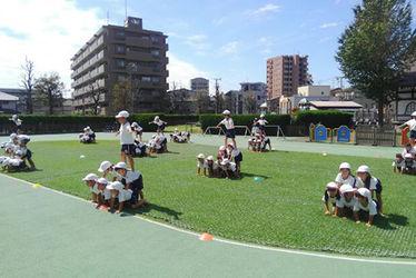 観音幼稚園(神奈川県川崎市川崎区)
